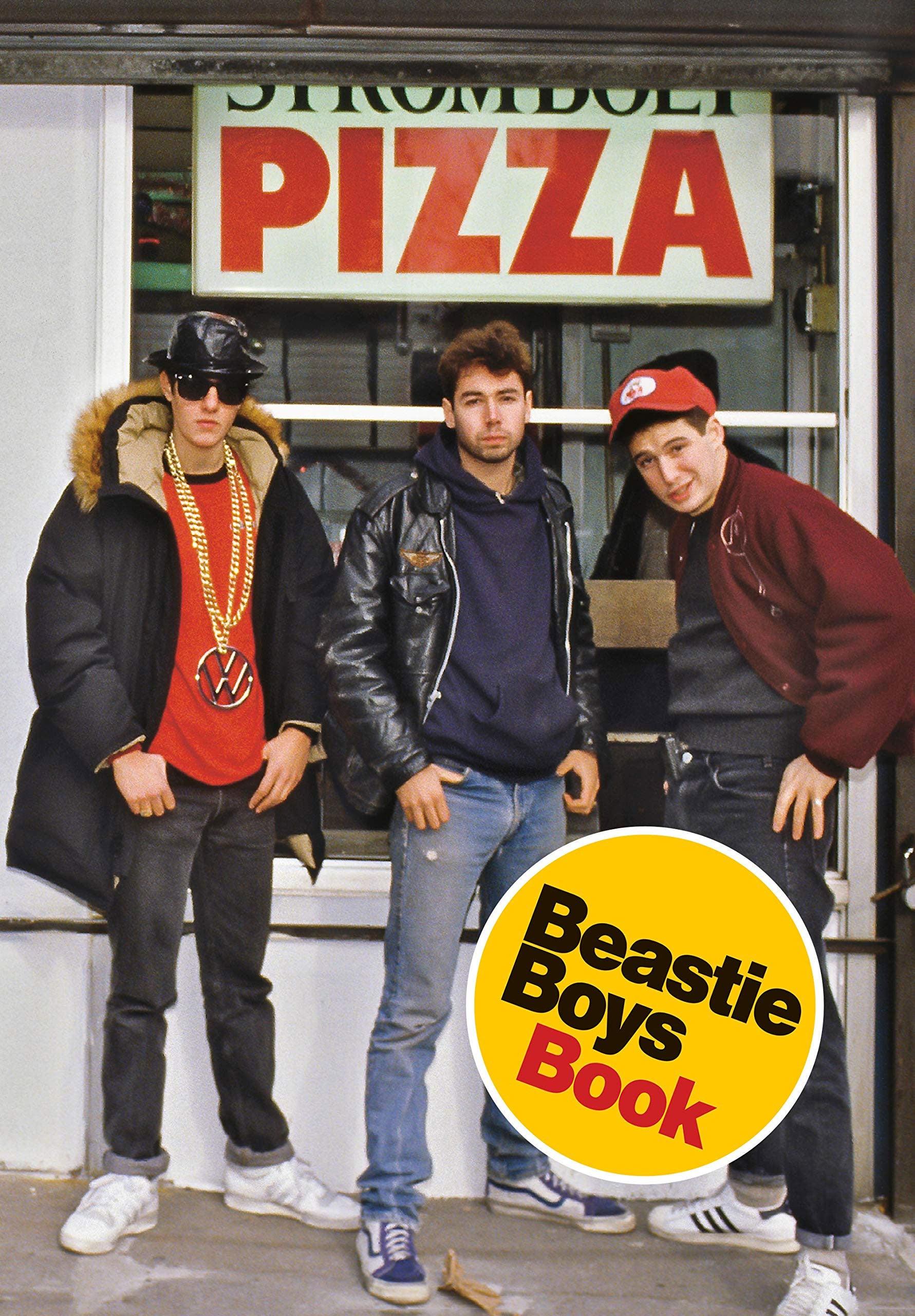 Beastie Boys Book cover.