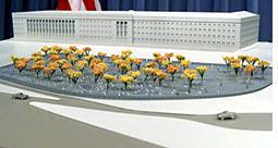 The design for the Pentagon's inaccessible 9/11 memorial