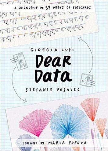 Dear Data by Giorgia Lupi and Stefanie Posavec