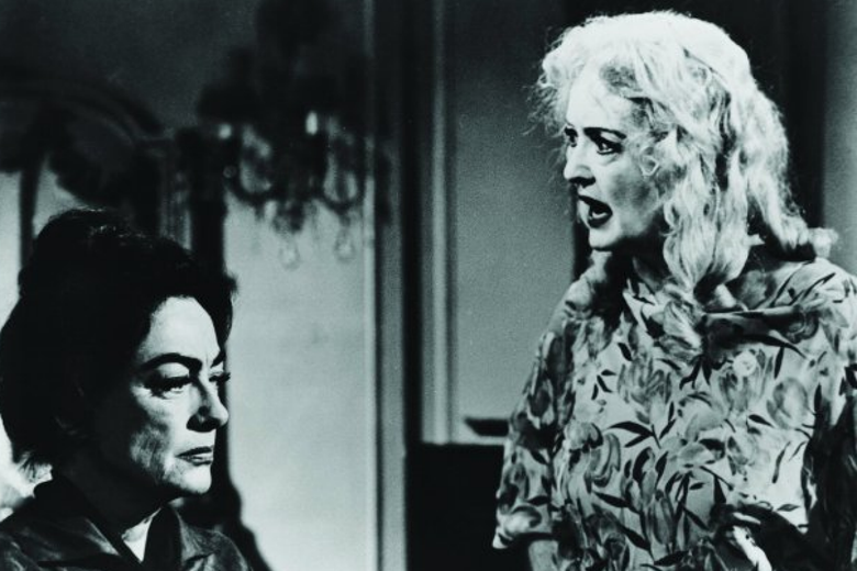 A scene from What Ever Happened to Baby Jane?