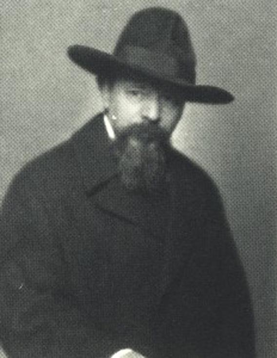German philosopher Theodor Lessing