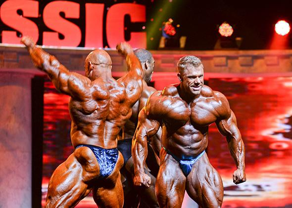 2015 Arnold Classic finalists at the Arnold Sports Festival 2015