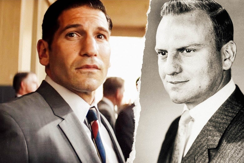 Jon Bernthal and Lee Iacocca
