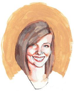 Kayla Narey, illustration by Deanna Staffo.