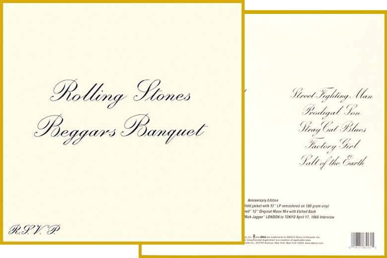The Rolling Stones' Beggars Banquet: The most important