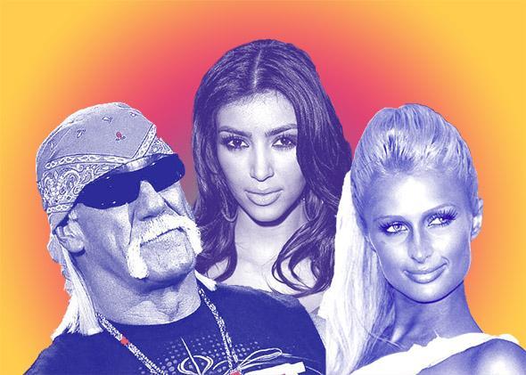 Hulk Hogan, Kim Kardashian, and Paris Hilton—sex tapes stars or victims?