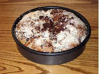 Chocolate babka. Click image to expand.
