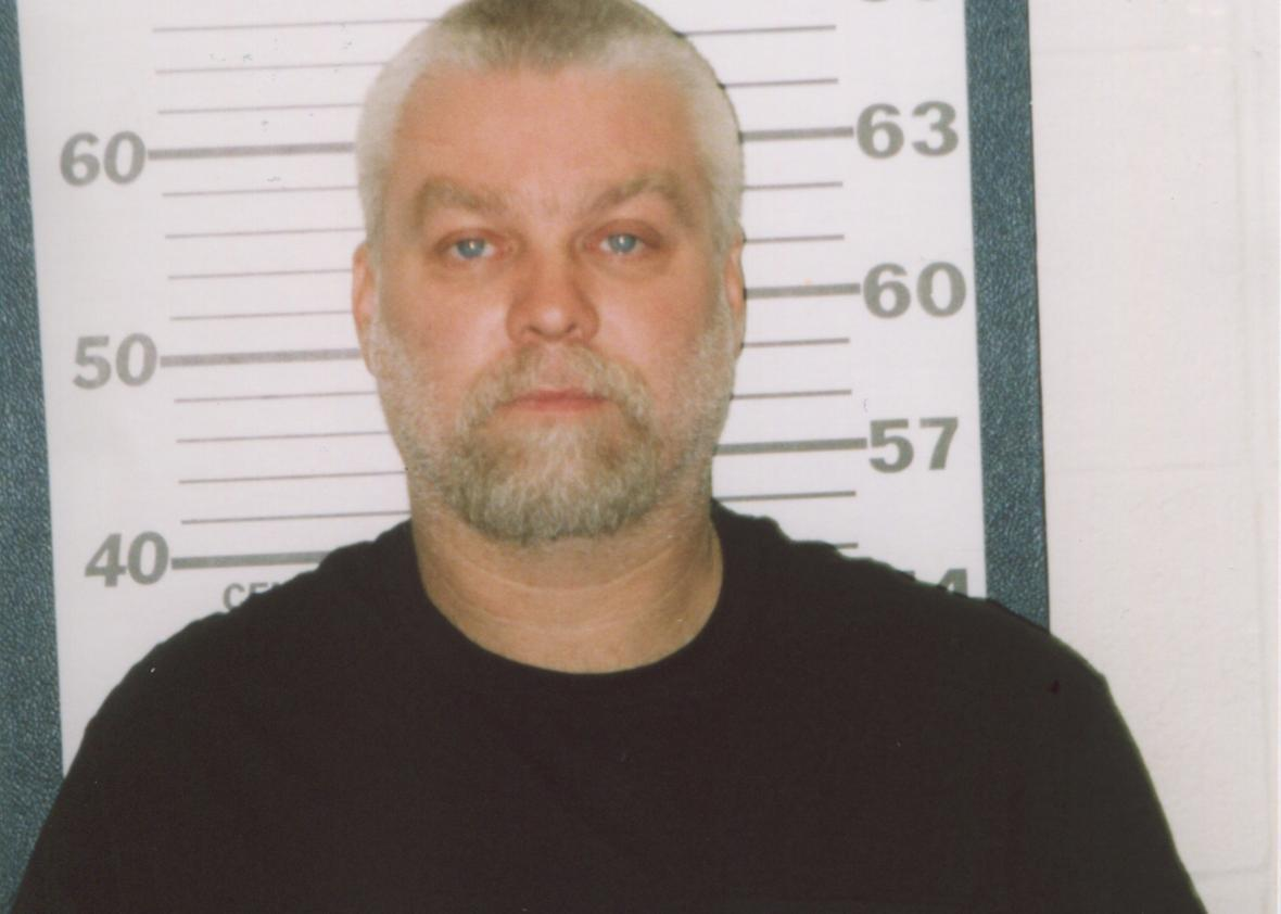 "Steven Avery from the Netflix original documentary series ""Makin"