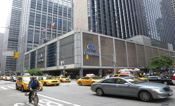 The New York Hilton Midtown Manhattan