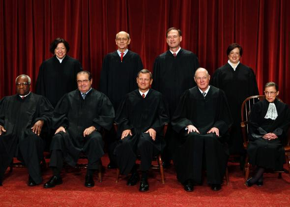 U.S. Supreme Court justices.