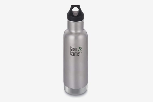 Klean Kanteen Stainless Steel Water Bottle.