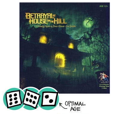 Betrayal at House on the Hill.