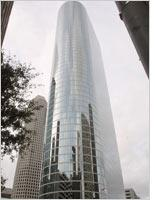 The former Enron building. Click image to expand
