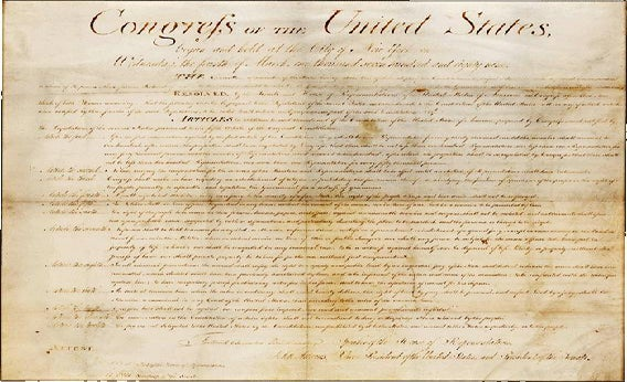 what is the importance of the bill of rights