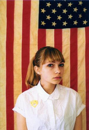 Author Tavi Gevinson.
