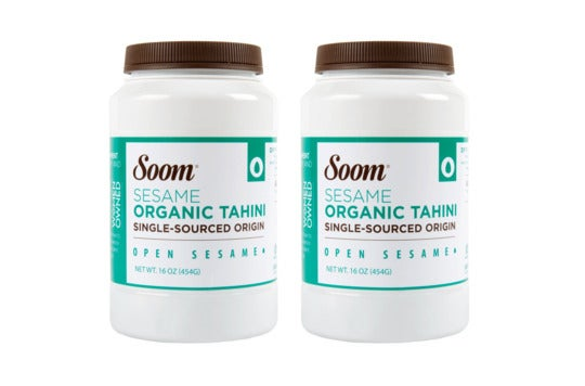 Soom Sesame Tahini.