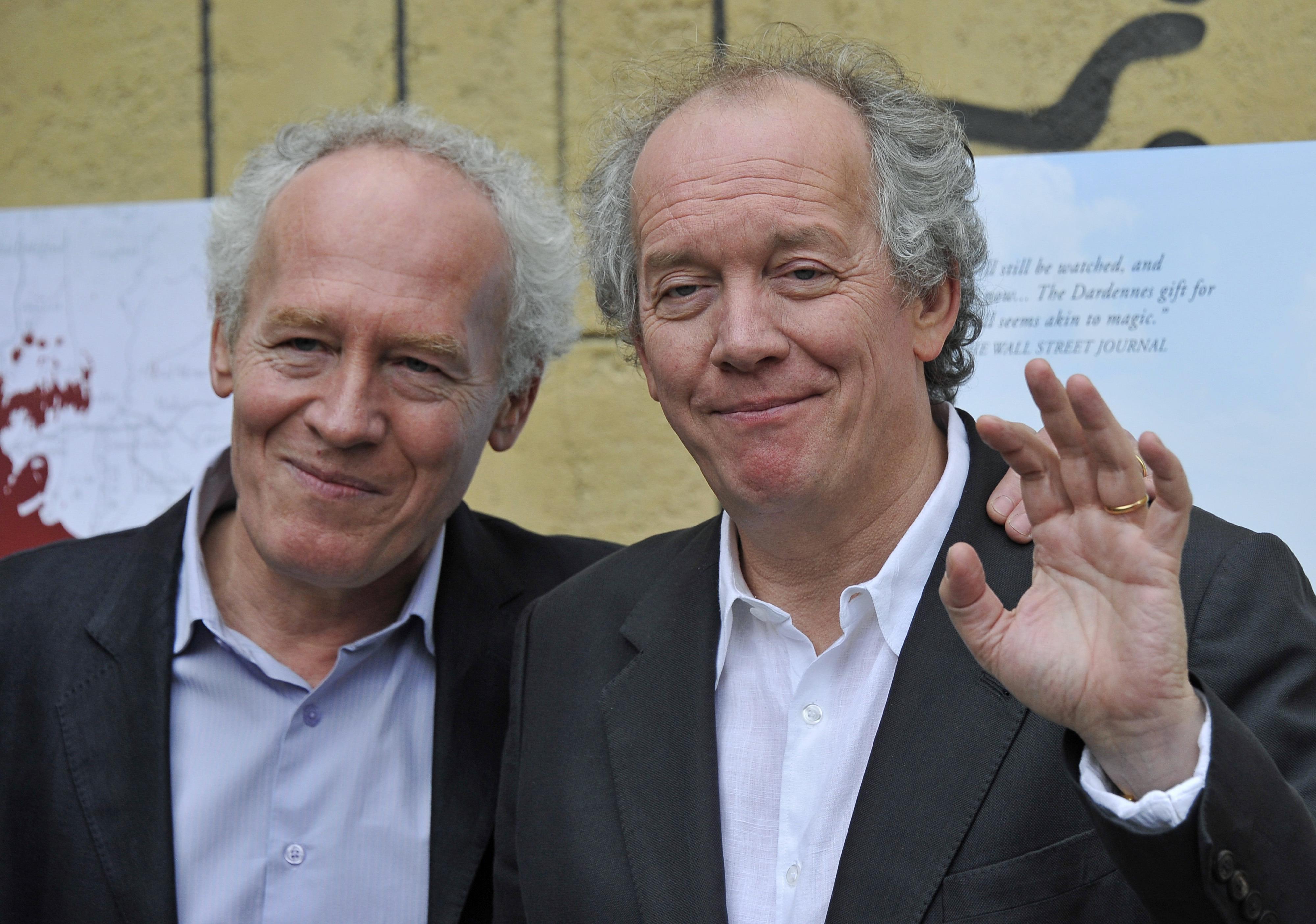 Belgian filmmakers Jean-Pierre and Luc Dardenne