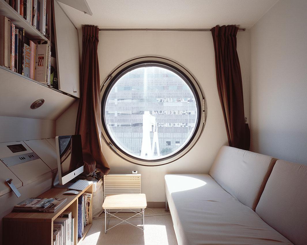 Noritaka Minami's 1972: A look inside Tokyo's Nakagin Capsule Tower