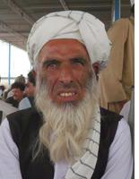 This imam hopes his congregation will return to Afghanistan. Click image to expand.