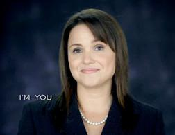 Christine O'Donnell ad. Click image to expand.