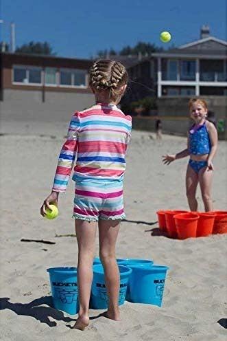 BucketBall — Beach Edition
