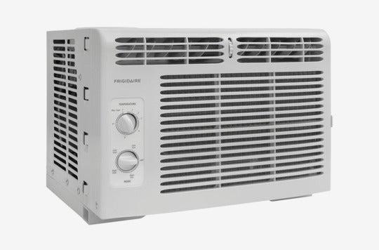 Frigidaire 5,000 BTU Window-Mounted Mini-Compact Air Conditioner.