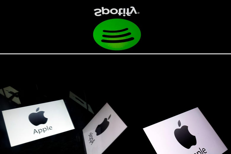 Why Spotify is such an awkward—and necessary—critic of Apple's power
