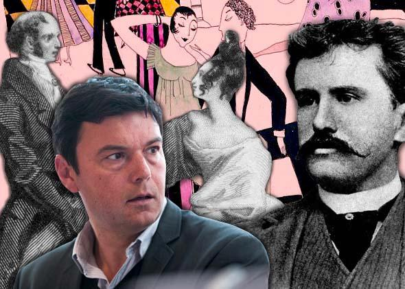 Thomas Piketty and literature.