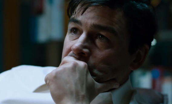 Kyle Chandler stars in Zero Dark Thirty