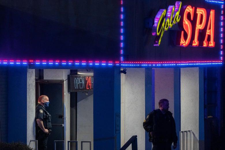 Atlanta Spa Shootings Appear To Target Asian Women