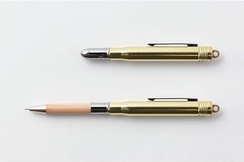 Midori Brass Ballpoint Pen