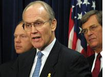 Sen. Larry Craig          Click image to expand.