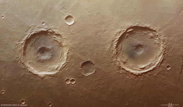 Arima crater