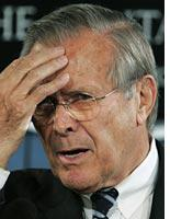 Donald Rumsfeld. Click image to expand.
