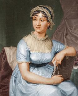 Portrait of Jane Austen, 1873.