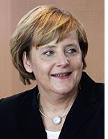 German Chancellor Angela Merkel. Click image to expand.