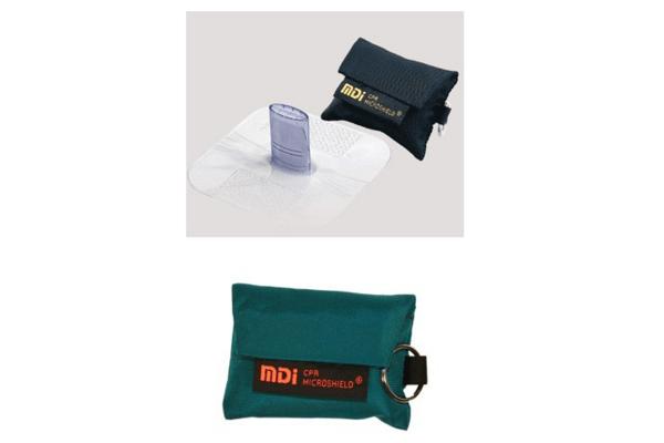 MDI CPR Microshield