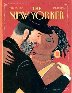 The New Yorker magazine.