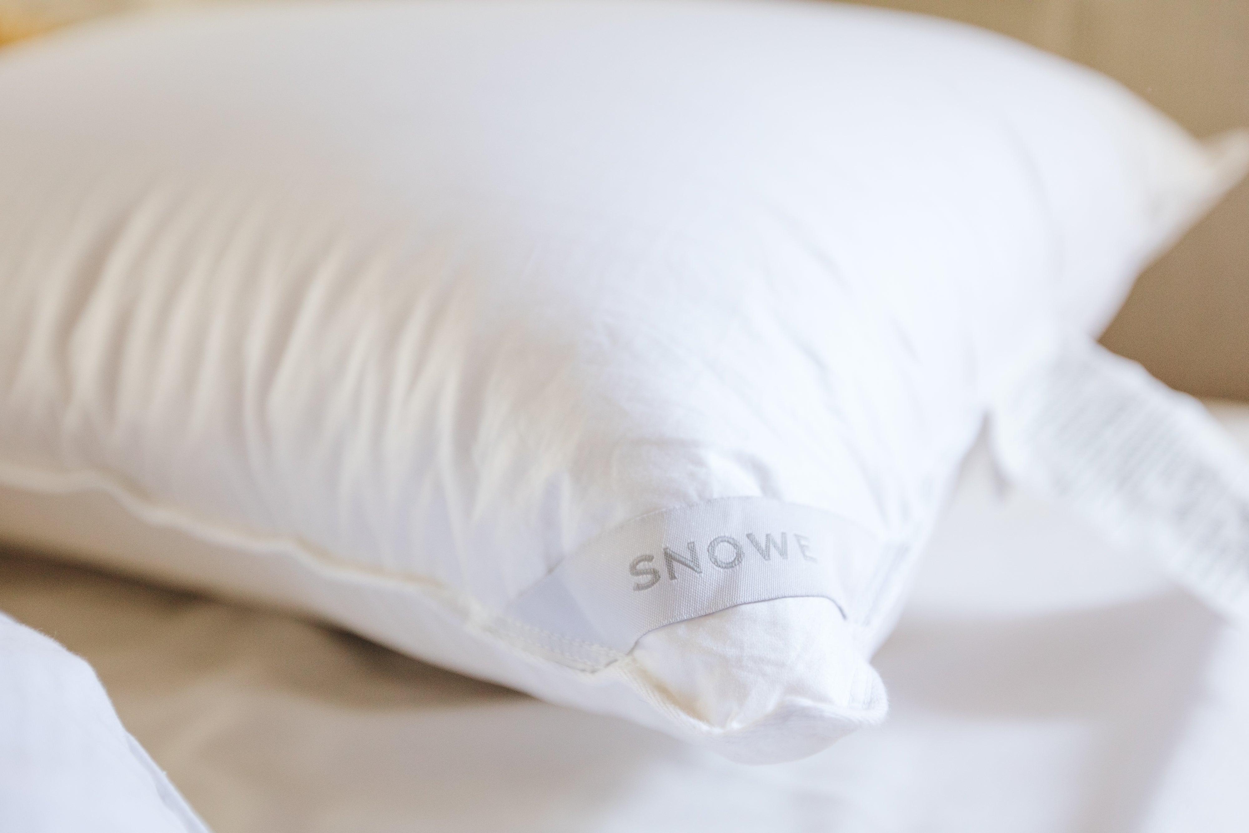 Snowe Down Pillow