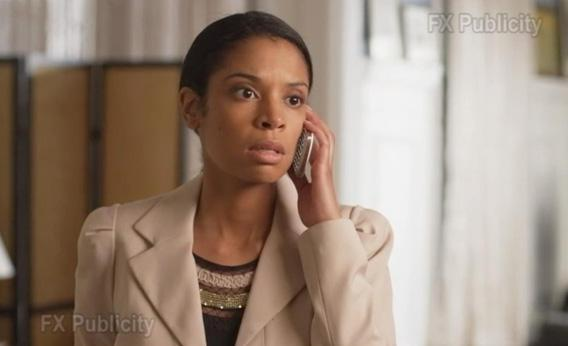 Susan Kelechi Watson in Season 3 of Louie.