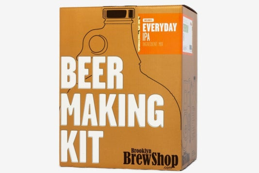 Brooklyn Brew Shop Everyday IPA Beer Making Kit.