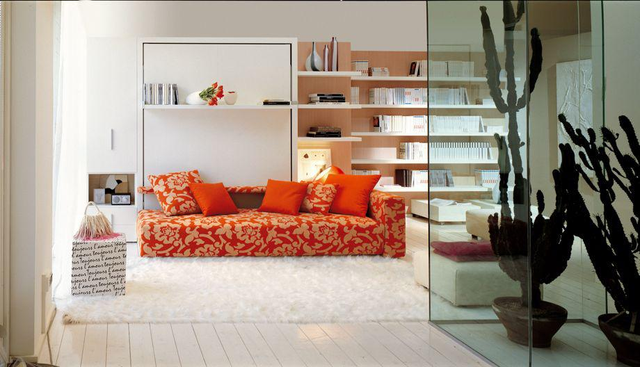 Transformable Wall Bed From Clei