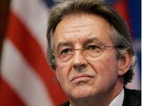 Former ambassador Joseph Wilson          Click image to expand.