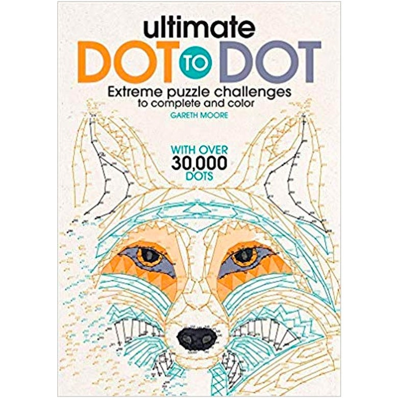 Ultimate Dot to Dot Extreme Puzzle Challenge.