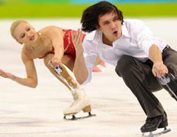 Russia's Maria Mukhortova and Maxim Trankov. Click image to expand.