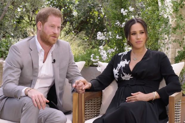 The Most Damning Moments of Meghan and Harry's Sensational Oprah Interview