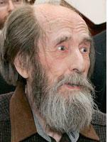 Alexander Solzhenitsyn. Click image to expand.