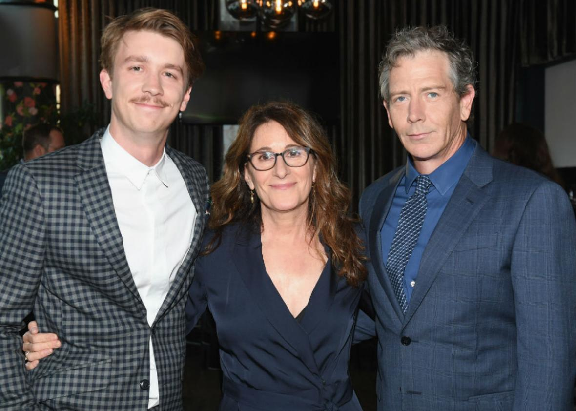 Thomas Mann, Nicole Holofcener, and Ben Mendelsohn.