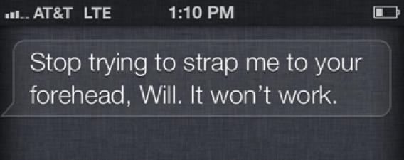 Siri OK Glass 4