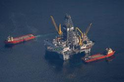 The site of the recent Gulf oil spill. Click image to expand.